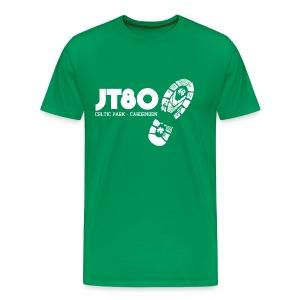 JT80 - Celtic Park to Cardenden - Men's Premium T-Shirt