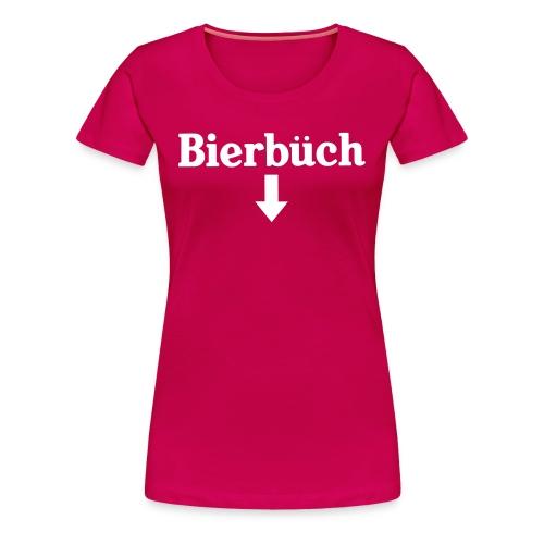 T-shirt Alsace Humour bière femme - T-shirt Premium Femme
