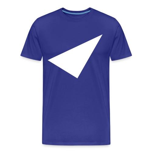 triangle... - Männer Premium T-Shirt