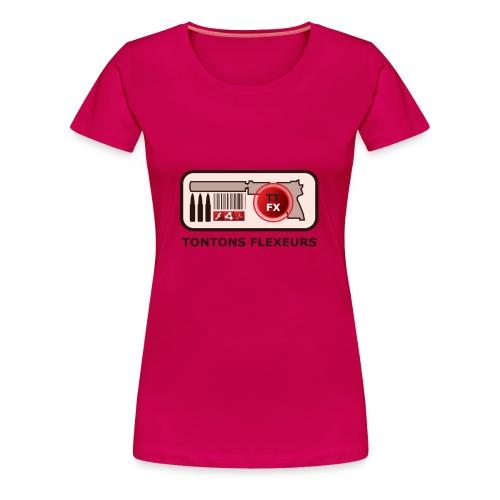 Cartouche - T-shirt Premium Femme