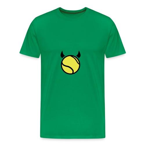 Tennis - Maglietta Premium da uomo
