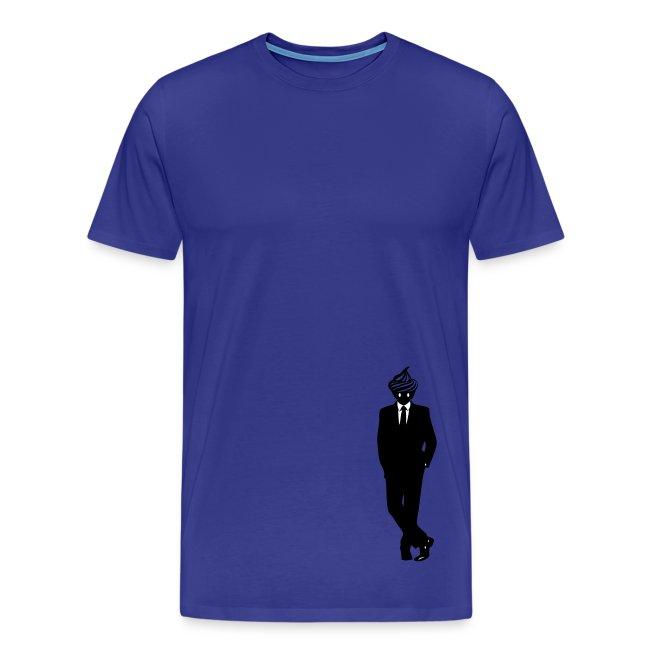 T-shirt Cupcake Man Homme