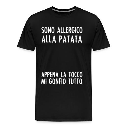 Patata - Maglietta Premium da uomo