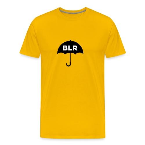 BLACK UMBRELLA - Men's Premium T-Shirt