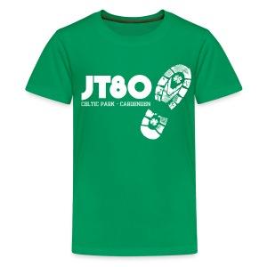 JT80 - Celtic Park to Cardenden - Teenage Premium T-Shirt