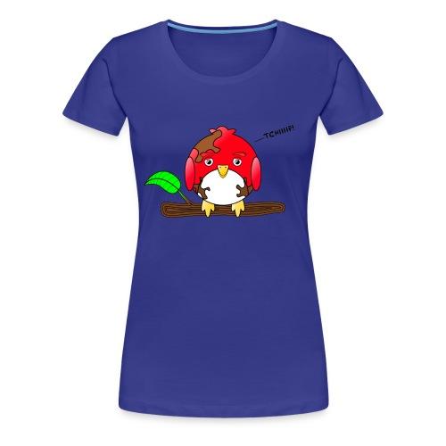 Dreckspatz Girlie Shirt - Frauen Premium T-Shirt