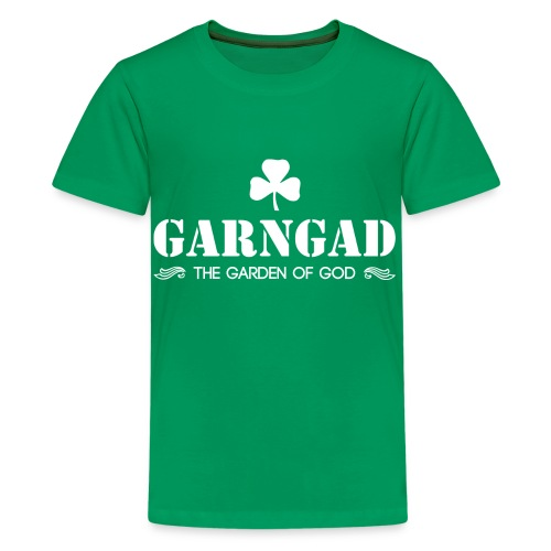Garngad - Teenage Premium T-Shirt