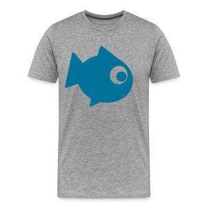 Super Fish - Männer Premium T-Shirt