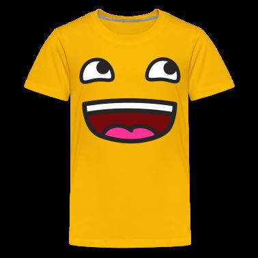 Smiley Smile Kids' Shirts
