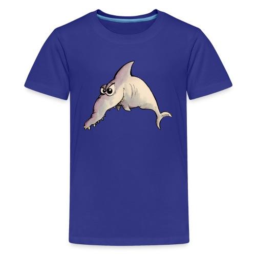 Hai Fisch! - Teenager Premium T-Shirt
