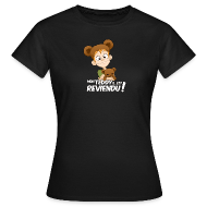 Tee shirts ~ Tee shirt Femme ~ Mon Teddy !