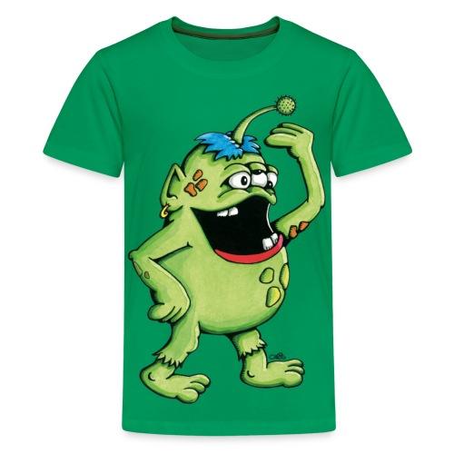 «Trull» - Camiseta premium adolescente