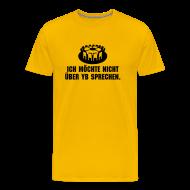 T-Shirts ~ Männer Premium T-Shirt ~ René