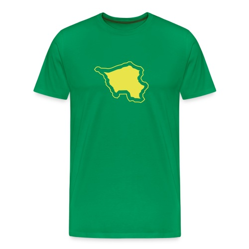 saarland - Männer Premium T-Shirt