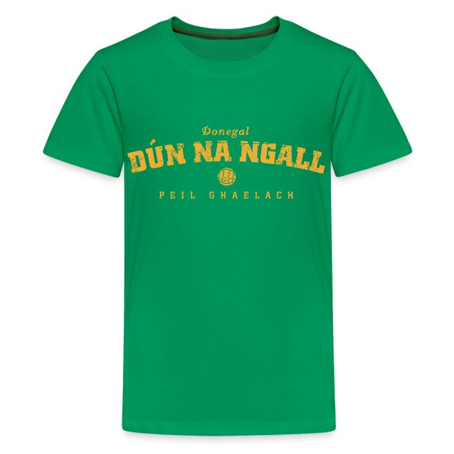 Vintage Donegal Football T-Shirt