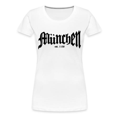 Übergrössen Frauen - Frauen Premium T-Shirt
