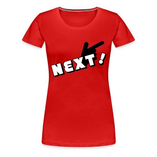 Tee Shirt NEXT - T-shirt Premium Femme