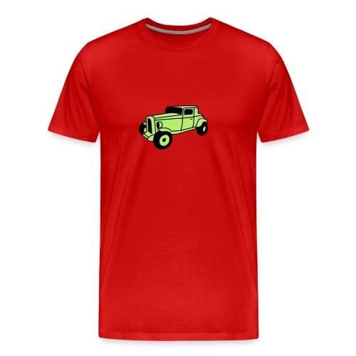 Hot Rod Oldtimer 1 - Flexdruck - Männer Premium T-Shirt