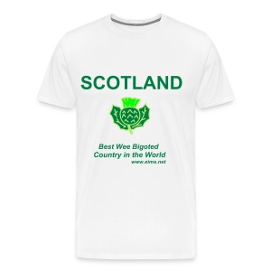 Scotlands Shame - Men's Premium T-Shirt