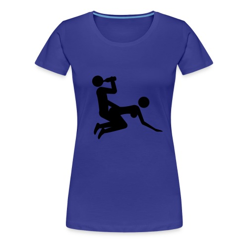 knees - Women's Premium T-Shirt