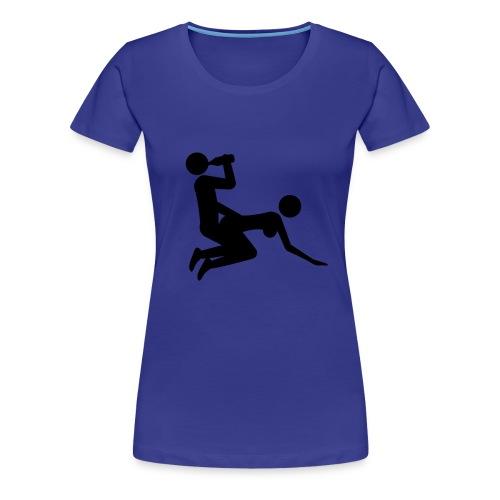 knees - Women's Premium T-Shirt