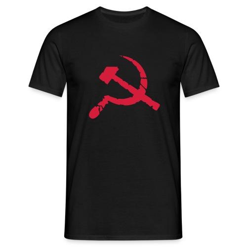 Hammer und Sichel T-Shirt - Men's T-Shirt