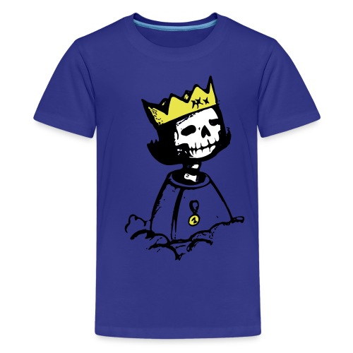 könig - Teenager Premium T-Shirt