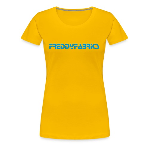 Freddyfabrics base shirt - girl - Women's Premium T-Shirt