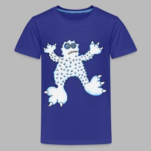 ABOMINABLE!  --------- (9yrs-14yrs) - Teenage Premium T-Shirt