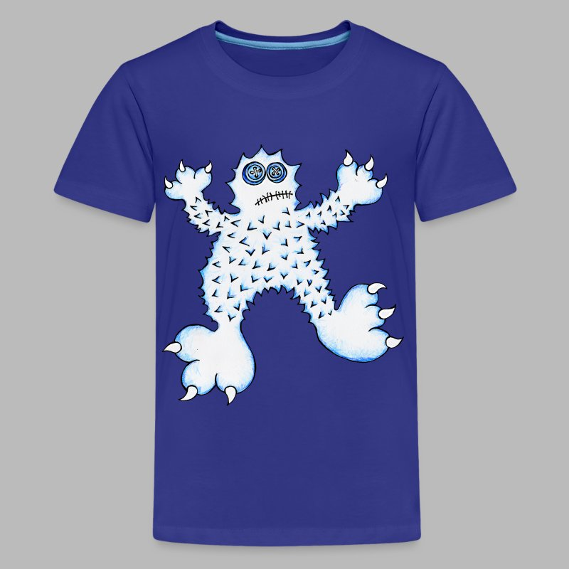 ABOMINABLE!  --------- (9yrs-14yrs) - Teenage Premium T-Shirt