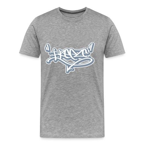 Ash Freeze Tag T-Shirts - Men's Premium T-Shirt