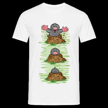 Happy Mole T-Shirts