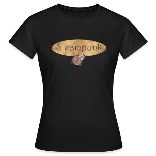 Placa «Steampunk» - Camiseta mujer