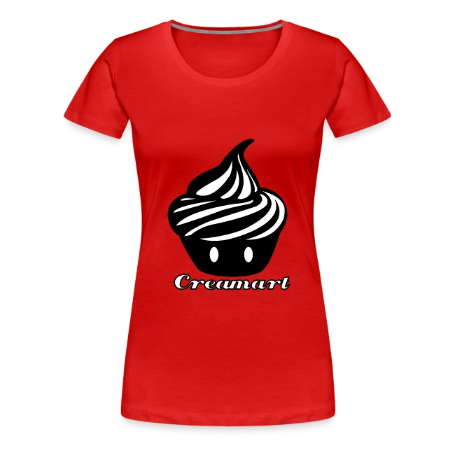 T-shirt Creamart Classics Original cintré Femme