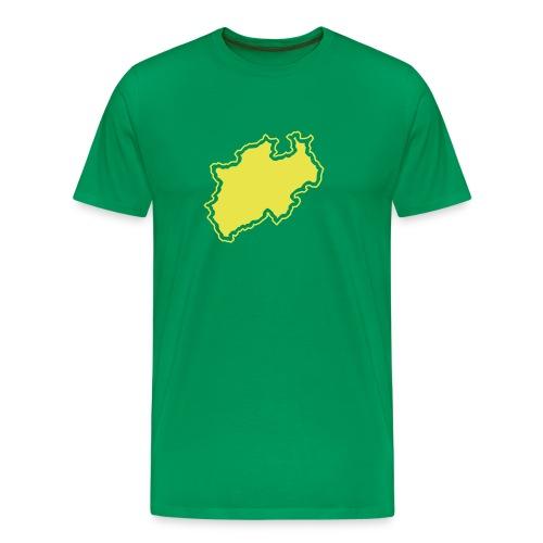 nordrheinwestfalen - Männer Premium T-Shirt