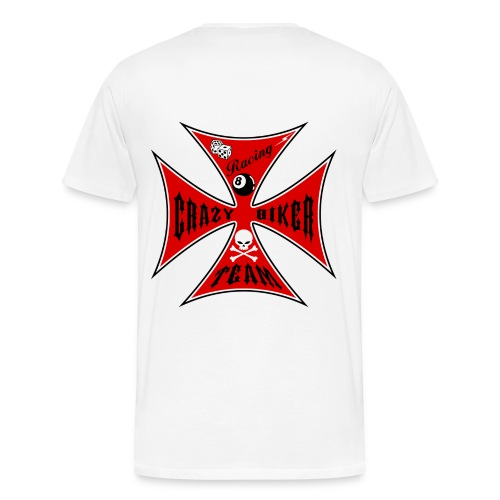 choppeuse - T-shirt Premium Homme