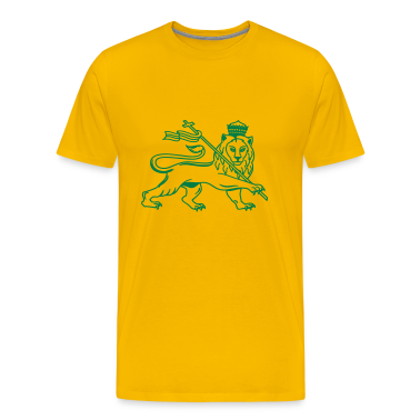 Reggae lion T-Shirts