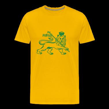 Reggae lion T-Shirts