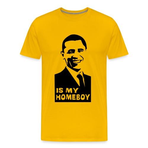 My Homeboy - Men's Premium T-Shirt