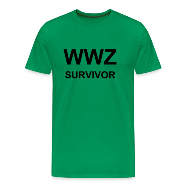 WWZ Survivor T-Shirt