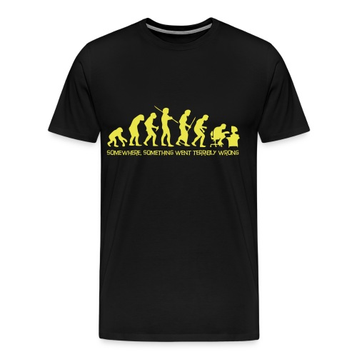 Evolution - Men's Premium T-Shirt