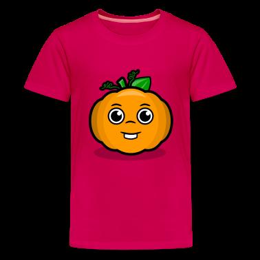 Kleiner Kürbis, Horror, Grusel Kinder T-Shirts