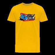 Tee shirts ~ T-shirt Premium Homme ~ Estaf'Service Paris