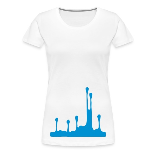Splash! - Premium-T-shirt dam