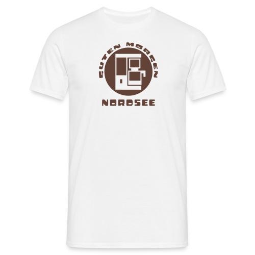 Nordsee Guten Morgen Kaffee T-Shirt - Männer T-Shirt