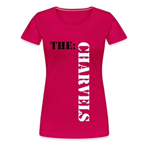 Charvels Womans Tee - Women's Premium T-Shirt