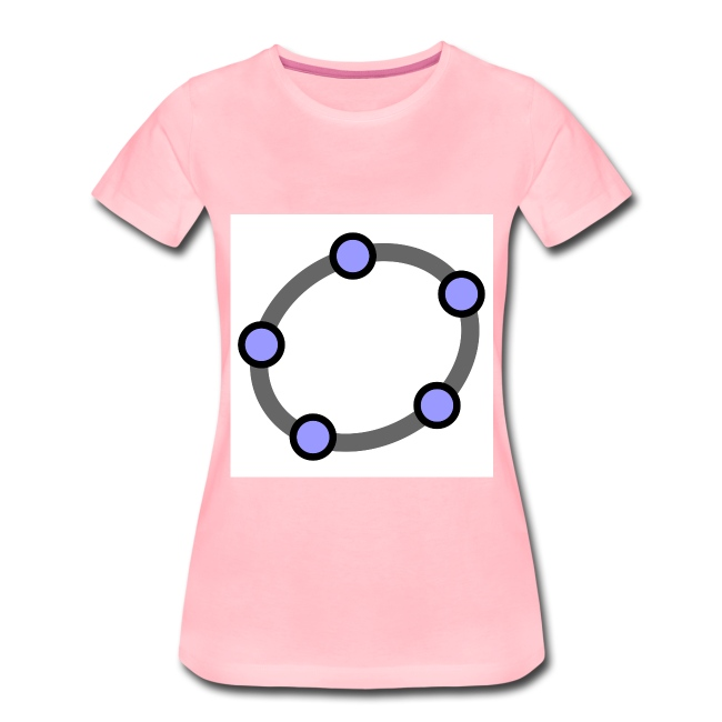 GeoGebra Shirt (large logo)