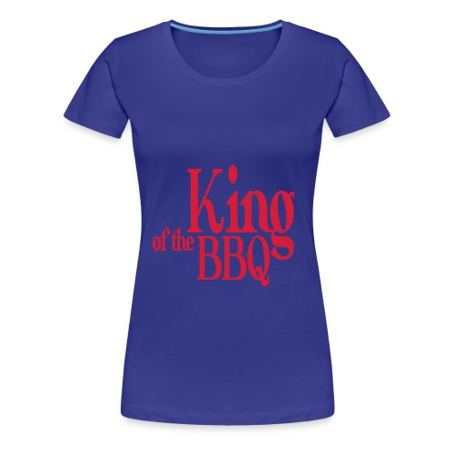 Grill-T-shirt - Frauen Premium T-Shirt
