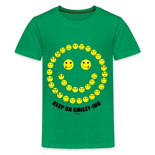 Massas - Teenager Premium T-shirt