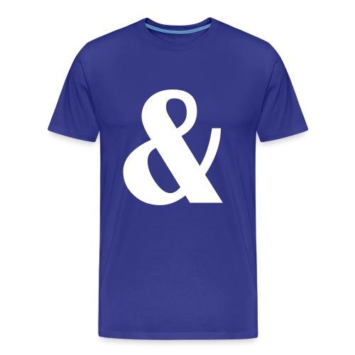 &... - Männer Premium T-Shirt